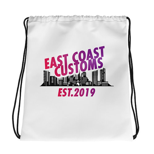 CITY LOGO DRAWSTRING BAG