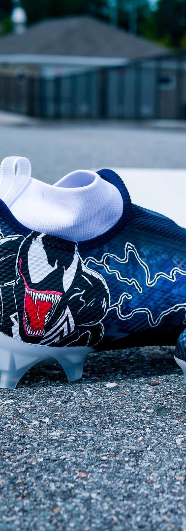 Venom Football Cleats