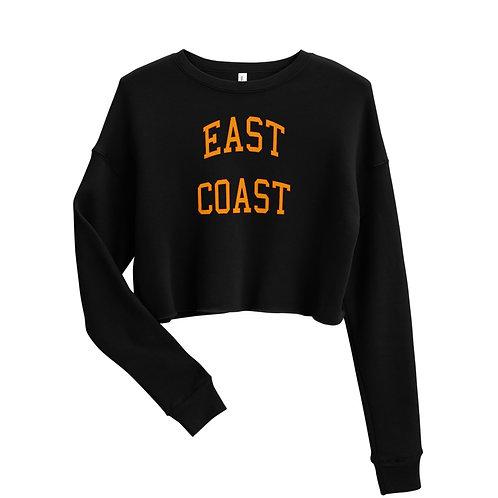 EASTCOAST Crop Sweatshirt
