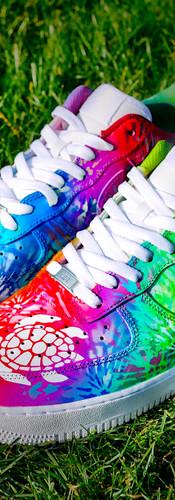 Tie Dye AF1
