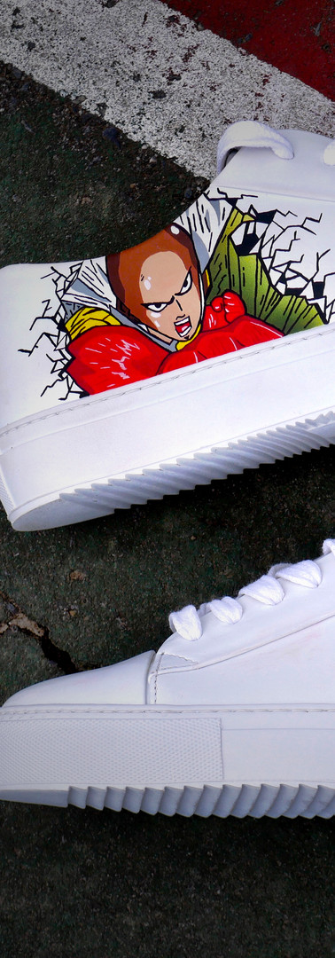 One Punch Man Shoes