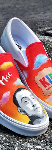 Mac Miller Vans