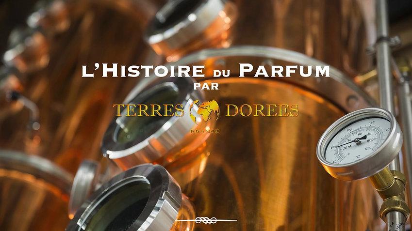 histoire parfum france