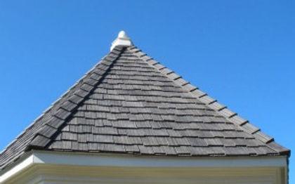 Staggered Enviroshake Roof Photo