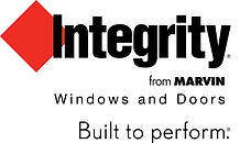 Integrity logo, one of the Marvin brand of windows that Markin Co sells.