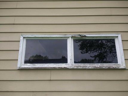 Provia Windows/Seamless Siding Before 1