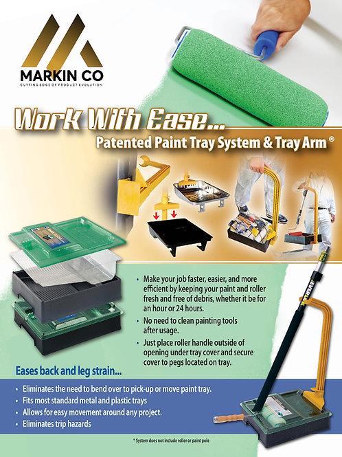 Paint TrayArm System