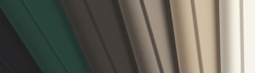 Ultrex Fiberglass banner, to showcase wood framing for Markin Co's Marvin windows.
