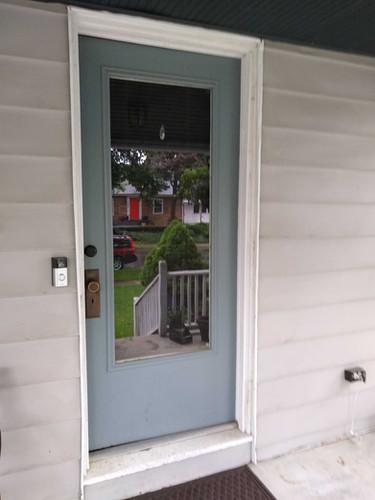 Markin Co Provia Door Before