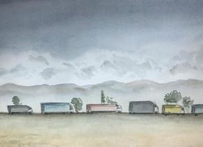 #trucks #borders #centralasia.jpg