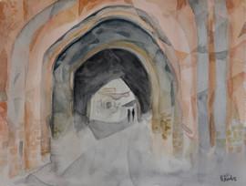 Entrée de la vieille ville de Lahore, Pakistan (2020)