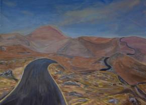 Route désertique (2019)