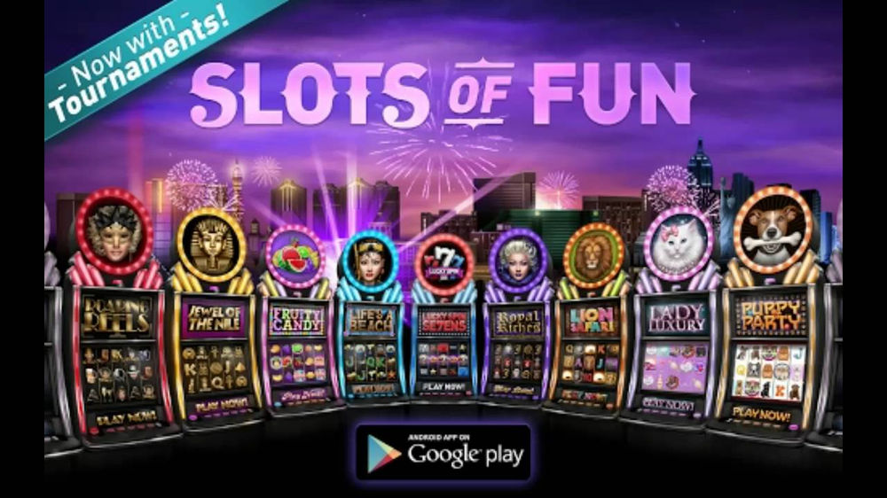 Free Slot Machines For You