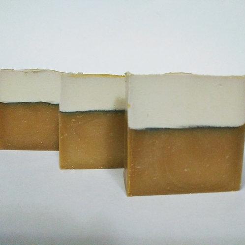 Mahogany Soap