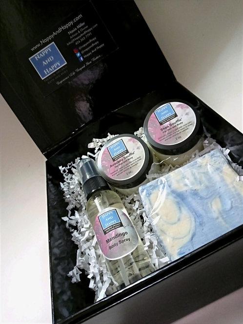Harmony Black Box Gift Set