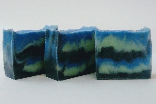 Organic Blue Bayou Soap