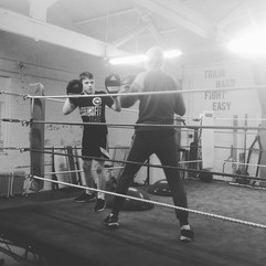 On the pads