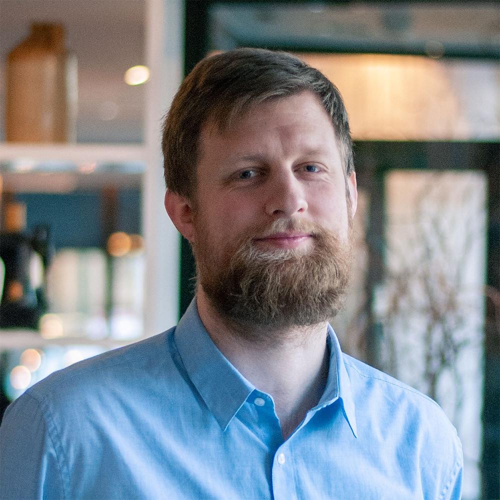 Martin Johansson teknikchef på Agricam