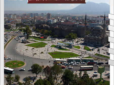 Kayseri, the Turkish city ... charming nature and original history