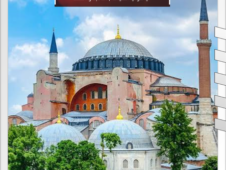 Hagia Sophia Church, Mosque and Museum