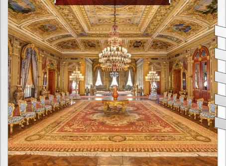 قصر يلدز اجمل قصور العثمانيين و آخرالقصور