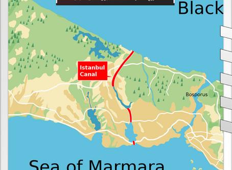 مشروع العصر ... قناة اسطنبول المائية الجديدة