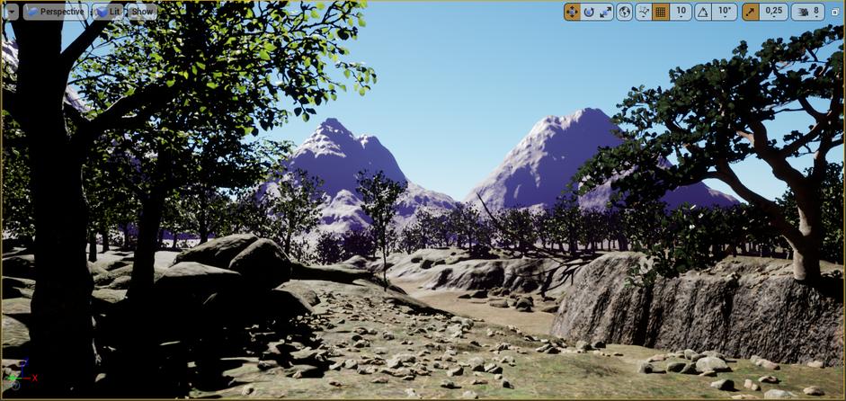 WIP - Landscape