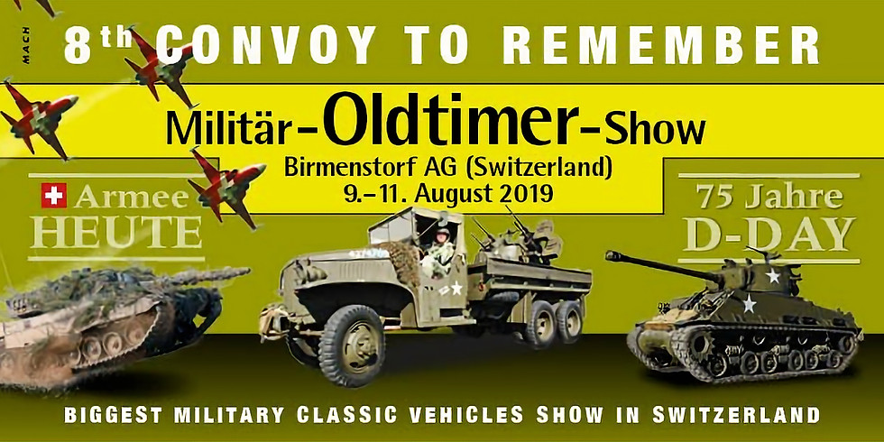 CONVOY TO REMEMBER