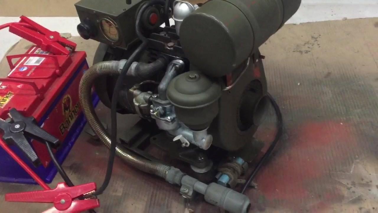 Motor für das Maxon M55 its running! 👍