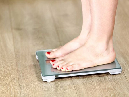 When it comes to Fat Loss, don't worry about the scale!