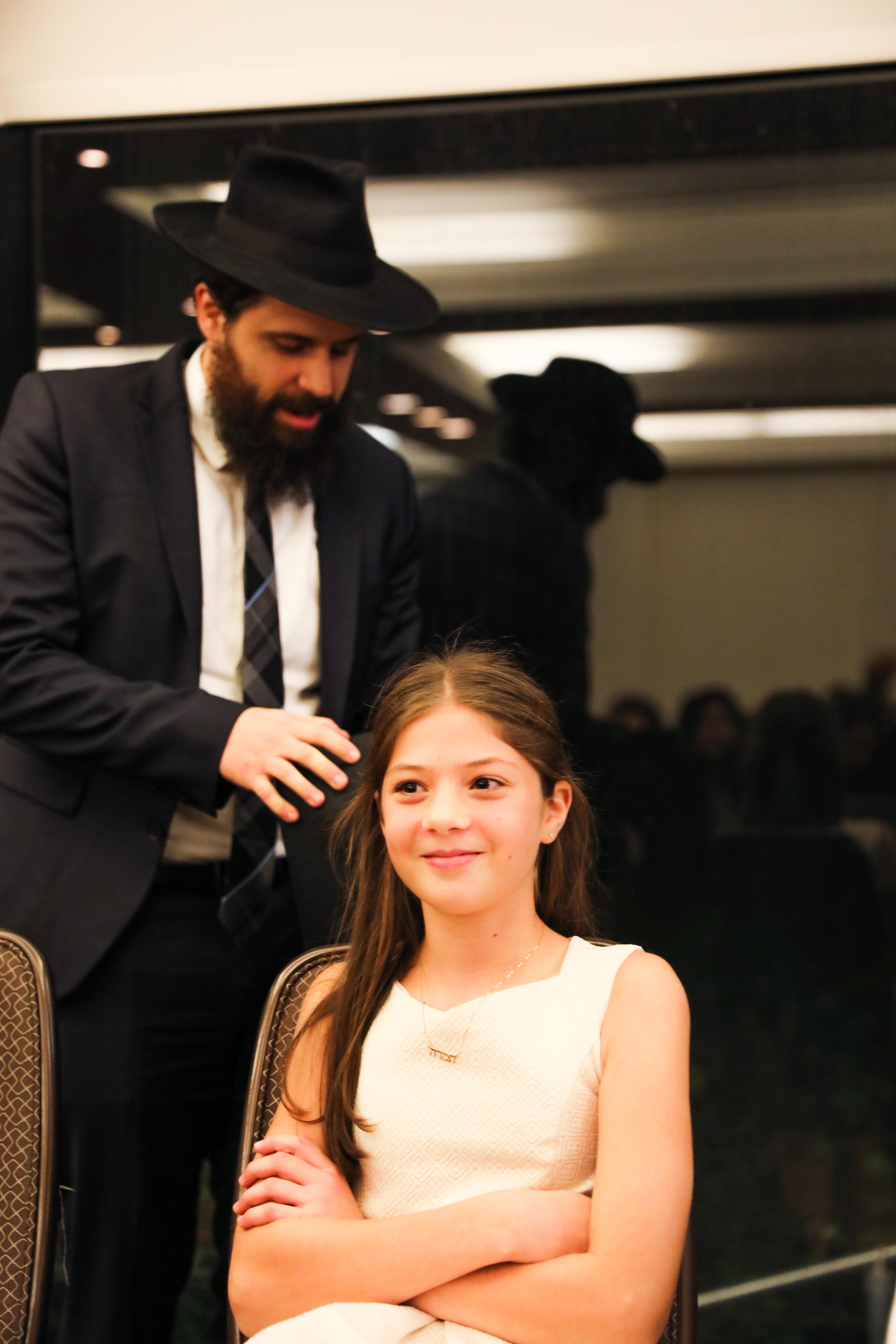 Bat Mitzvah Event