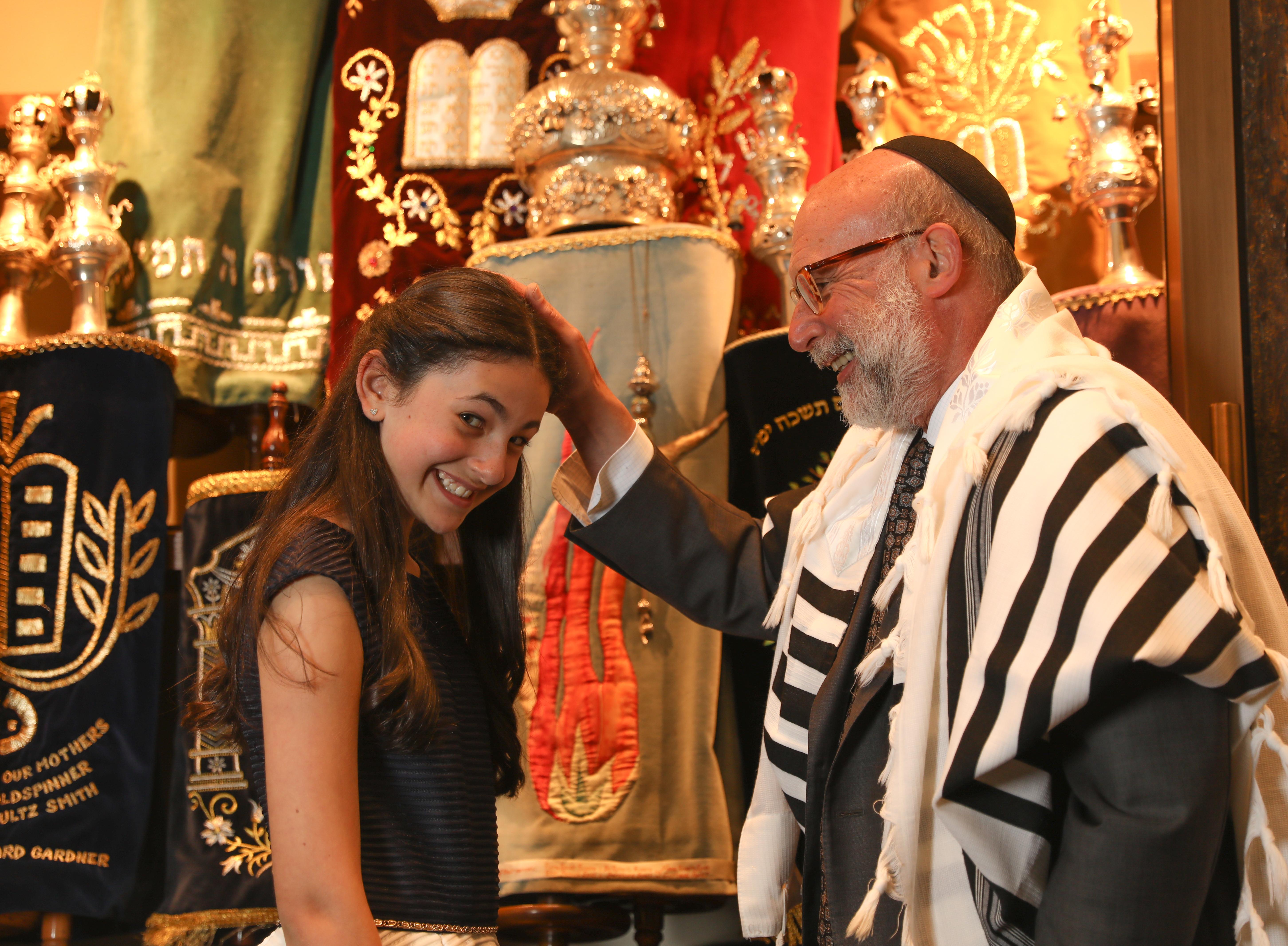Temple Bat Mitzvah