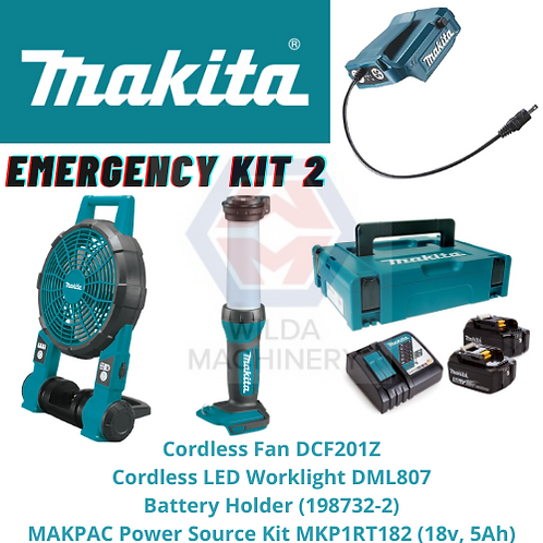 Makita Emergency Kit 2
