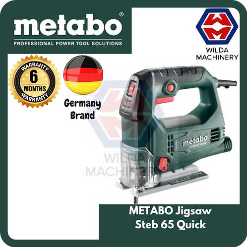 METABO 450W Jigsaw Steb 65 Quick