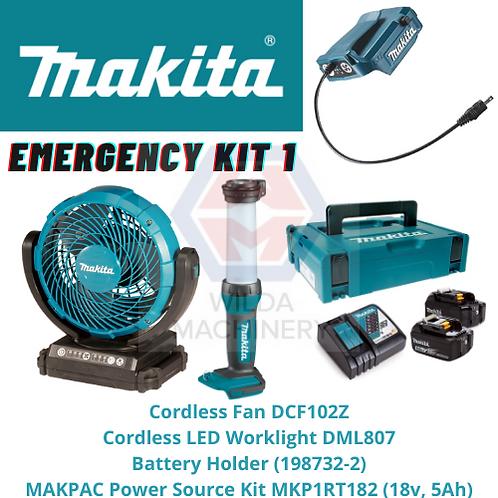 Makita Emergency Kit 1