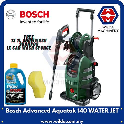Bosch Advanced Aquatak 140 WATER JET | CAR WASH