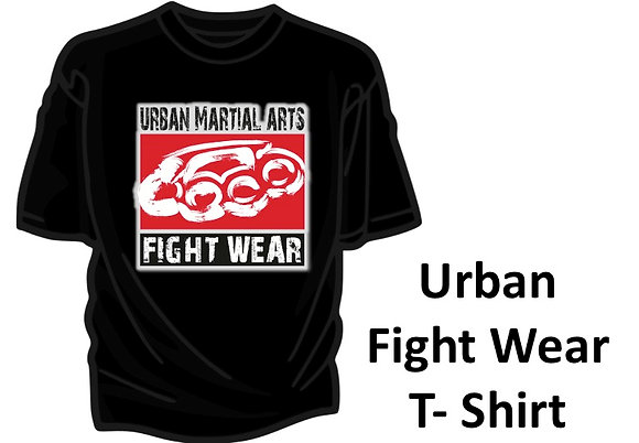 Urban Fight Wear T Shirt