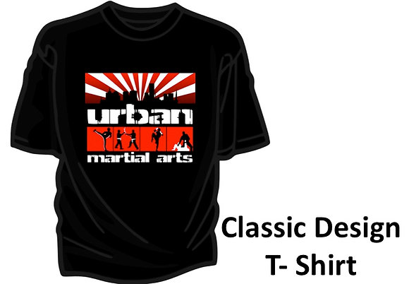 Classic Urban Design T-Shirt