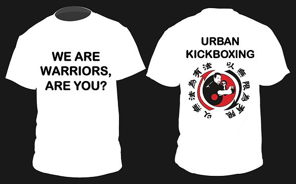 Kickboxing Club T-Shirt
