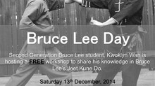 BRUCE LEE DAY