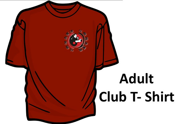 Adult Club T-Shirt