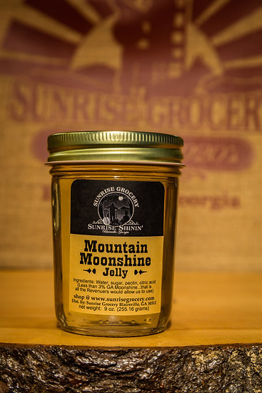 Mountain Moonshine Jelly