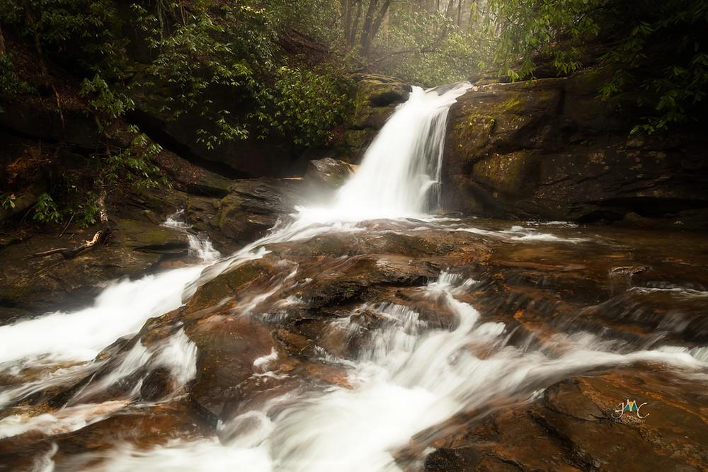 Dodd Creek Falls
