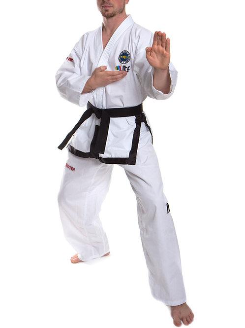 Student Black Belt Dobok (White)