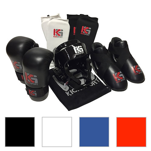 Sparring Gear Bundle