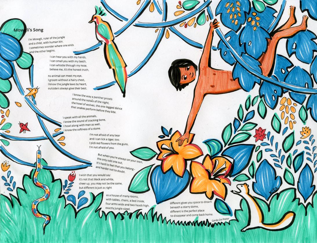 Mawgli's Song