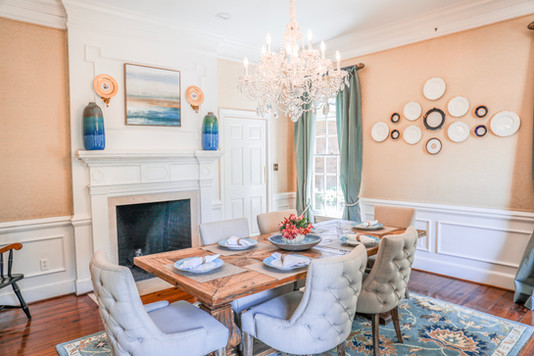 Upscale Dining Room