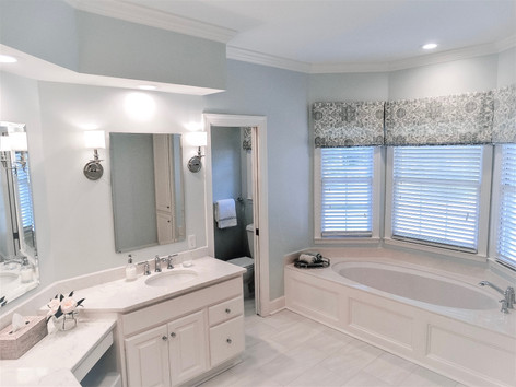Refaced Master Bath