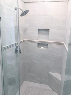 Refaced Master Bath