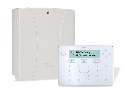 Stealth Wireless Hybrid Alarm Panel Bundle